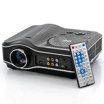 Proyector Led Reproductor Dvd Multimedia Av In Tv Usb Sd