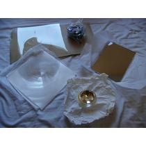 Lente Fresnel. Reflector. Lente Triplet Balastras Electronic