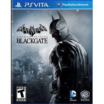 Batman: Arkham Origins Blackgate - Ps Vita- Envio Gratis