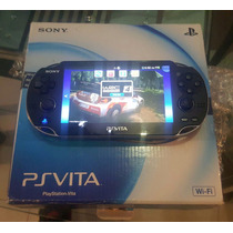 Consola Ps Vita 4gb Usada . Cambios Gamer ..