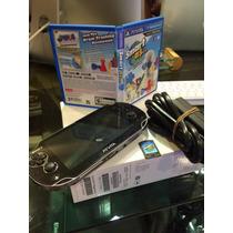 Sony Ps Vita Con Juego Gratis Original