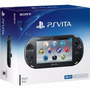 Playstation Vita (wi-fi) - Crystal Black