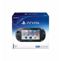 Sony Playstation Vita, Ps Vita Slim Negro *fgk* Msi