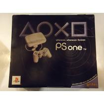 Sony Playstation 1 One Nuevo Sellado De Fabrica No Megaman