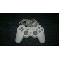 Control Play Station 1 Ps One Color Blanco