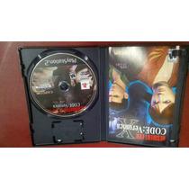 Resident Evil Codigo Veronica Ps2 Buen Estado Funcionando