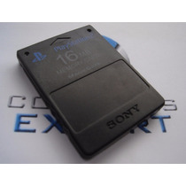 Memory Card 16mb Memoria Sony Ps2 Play Station Playstation 2