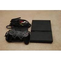 Play2 Slim Usado1control,2juegosfifa8metal Gear2 Memori Card