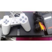 Consola Play 2 Slim C/5 Juegos Originales