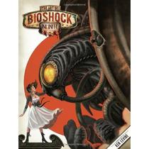 Libro De Arte The Art Of Bioshock Infinite - De Coleccion!