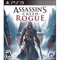 Assassins Creed Rogue Limited Edition - Nuevo Sellado - Ps3