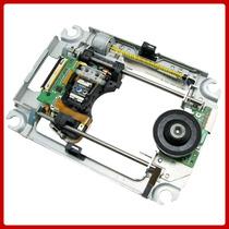 Laser Ps3 Slim Kem-450aaa Bloque Optico Completo Dos Lentes