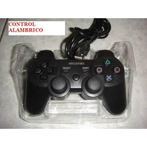 Control Play Station 3 Ps3 Dualshock 3 Alambrico Generico