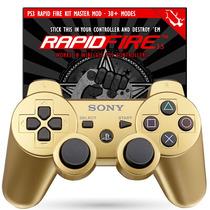 Control Rapid Fire Ps3 Original + Rapidfire Master 50+ Mod