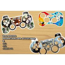 Skins Personalizables Para Joysticks De Xbox 360 Ps2 Y Ps3