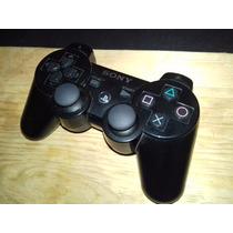 Control Ps3 Dualshock 3 Negro Funcionando Perfecto Original