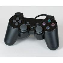 Control Ps2 Alambrico Dualshock Playstation 2