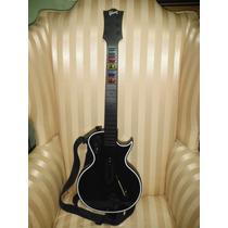 Guitarras Guitar Hero Para Ps3 Y Nintendo Wii