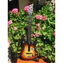 Guitarra Inalambrica Guitar Hero Para Ps3