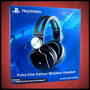 Ps3 Headset Inalambrico Sorround 7.1 Sony Pulse Elite Bass