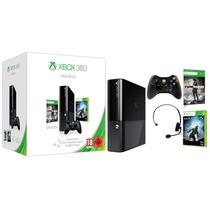 Xbox 360 Color Negro 250gb+2 Juegos