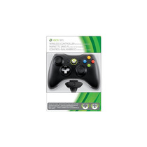 Control Wireless Xbox 360 Color Negro
