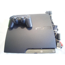 Ps3 Slim 160gb +rogero 4.66 , Custom Firmewere ,3.55 Kmaw