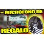 Ps3 / 3 Jueg./ 2 Contr. /+ Microfono De Regalo