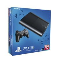 Ps3 500gb Super Slim Sony Play Station Nuevo Caja Sellada