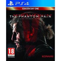 Metal Gear Solid: The Phantom Pain Ps4