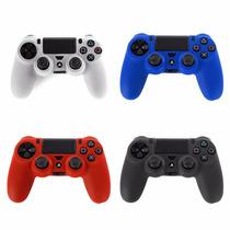 Funda Protector Silicon Control Ps4 Playstation 4 Skin Color