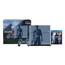 Preventa, Ps4 Uncharted Bundle- Entregas A Partir 03-10-16