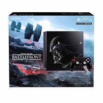 Remato! Consola Ps4 Edicion Starwars Nueva