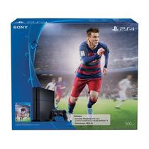 Ps4 Playstation 4 Edicion Fifa16 Nuevo Mod Cuh1215-a.