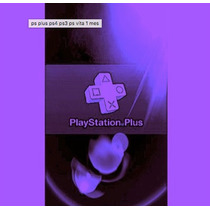 Network Plus 1 Mes Ps4 Ps3 Ps