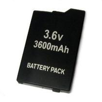 Pila Bateria Para Sony Psp Slim 3.6v 3600mah