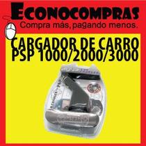 Cargador De Auto Para Psp 1000 / 2000 / 3000 100% Nuevo!!!!!