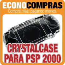 Funda Crystal Case Para Sony Psp Mod. 2000 100% Nueva