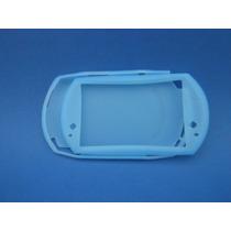 Silicon Skin Case Para Sony Psp Go Color Azul