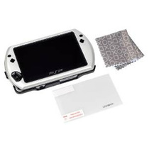 Psp Go Kit Guardia - Plata