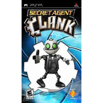 Video Juego Psp Secret Agent Lank