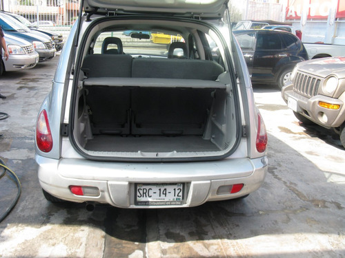 Pt Cruiser 2009 Plata Manual Electrico