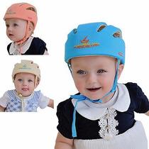 Casco Protector Para Bebe / Gateo / Niño