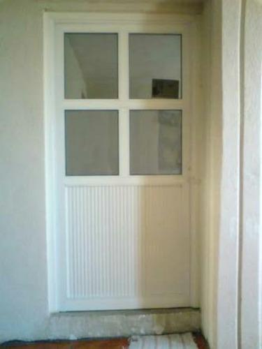 Puertas correderas de aluminio para ba o for Aluminio para puertas