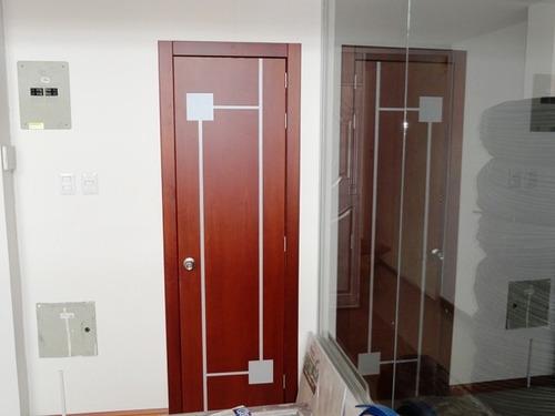 Puertas de madera modernas 2 en mercadolibre Puertas en madera modernas