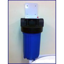 Filtro Para Agua 1 Etapa De 4x10 Pulgadas Alto Flujo