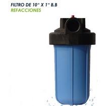 Filtro + Cartucho De Carbón Activado 10 X 4.5