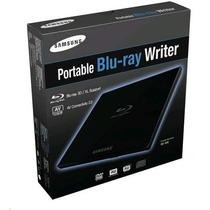 Quemador Bluray Externo Usb 3.0 Samsung Se-506 Slim Dvd Pc