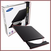 Quemador De Dvd Portátil Samsung Se-208gb/rsbd 8x Usb Pc Mac