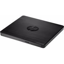 Quemador Dvd Rw Externo Usb 2.0 8x Portable Hp F2b56aa